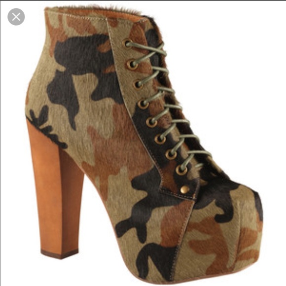 1a68dd0345f Jeffrey Campbell Lita camouflage boots